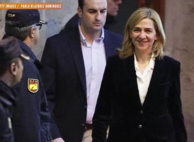 News video: Spain's Princess Cristina to Face Unprecedented Fraud Trial