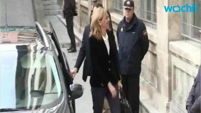News video: Spain's Princess Cristina to Be Tried on Tax Fraud Charges