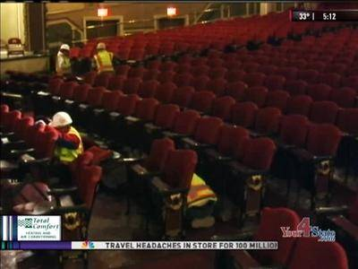 News video: Maryland Theatre Restoration